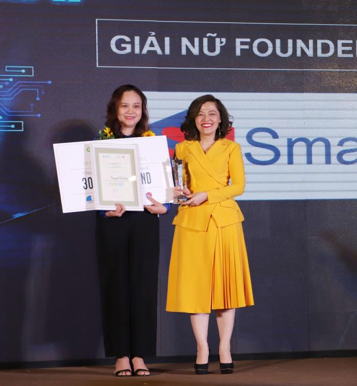 Một nữ Founder dự án ứng dụng đọc sách dành cho trẻ em giành giải nhất cuộc thi Startup Wheel 2020 - Ảnh 2.