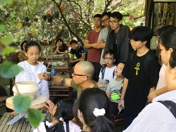 Chắp cánh ước mơ du học nghệ thuật cho sinh viên Việt Nam - Ảnh 2.