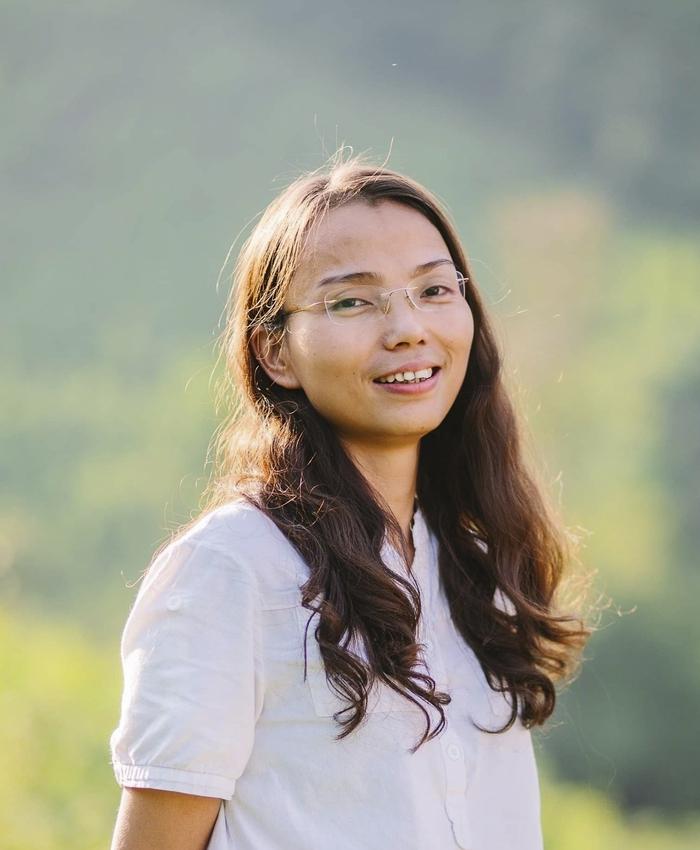 Cô gái Thái Nguyên nâng niu hương vị xứ trà  - Ảnh 1.