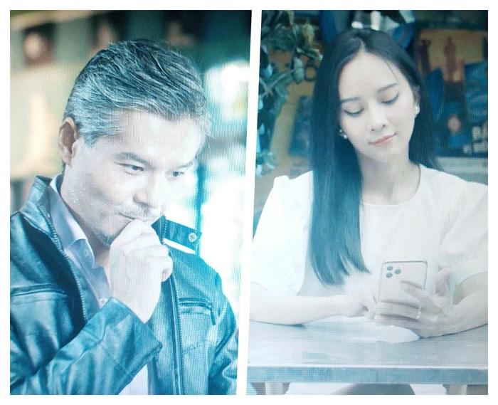 Diễn viên Lâm Vissay không giấu diếm mong chờ một cuộc hẹn hò lãng mạn