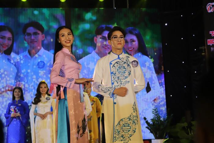20 thí sinh tài năng, duyên dáng tỏa sáng trong Cuộc thi sinh viên thanh lịch Học viện Phụ nữ Việt Nam - Ảnh 4.