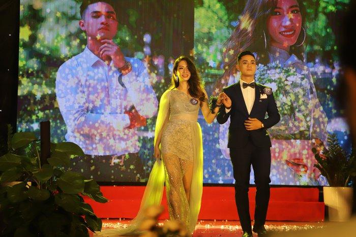 20 thí sinh tài năng, duyên dáng tỏa sáng trong Cuộc thi sinh viên thanh lịch Học viện Phụ nữ Việt Nam - Ảnh 7.