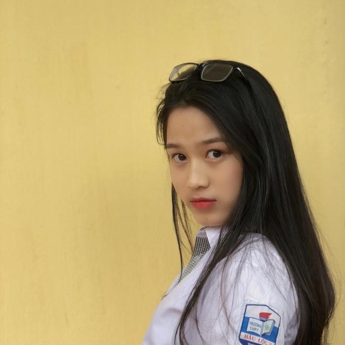 Nhan sắc đời thường trong trẻo của Hoa hậu Việt Nam 2020 Đỗ Thị Hà - Ảnh 1.