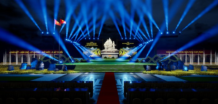 Lễ hội hoa Tam giác mạch tỉnh Hà Giang 2020: Sắc hoa cao nguyên đá - Ảnh 1.