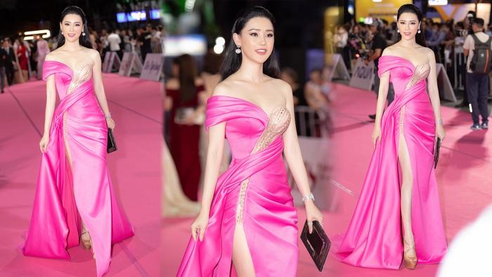 Thái Như Ngọc tiết lộ về nhan sắc trước khi trang điểm của Hoa hậu Đỗ Thị Hà  - Ảnh 1.