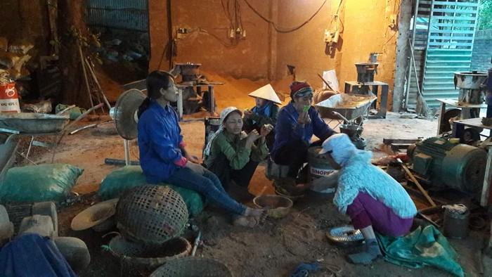 Tận dụng phế liệu làng nghề làm chất đốt xanh cho môi trường - Ảnh 4.