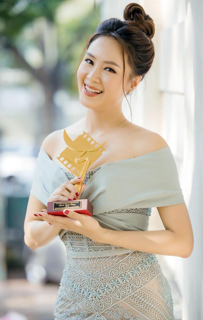 Diễn viên Hồng Diễm: Hạnh phúc khi được góp sức lan tỏa thông điệp ý nghĩa của Mottainai 2020 - Ảnh 1.