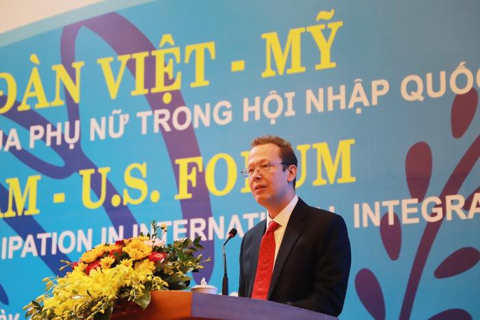 Phụ nữ góp phần đưa quan hệ Việt - Mỹ gần nhau hơn - Ảnh 3.