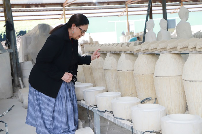Tìm hiểu bản sắc văn hóa Việt qua gốm Chu Đậu  - Ảnh 8.