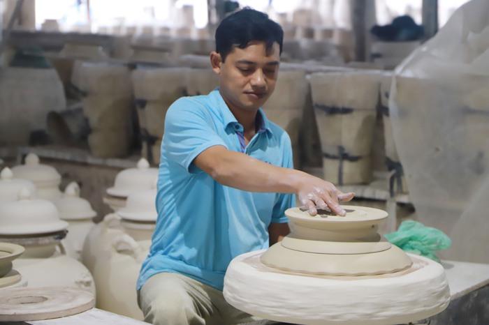 Tìm hiểu bản sắc văn hóa Việt qua gốm Chu Đậu  - Ảnh 7.