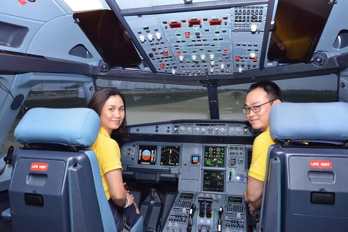 Độc đáo tour trải nghiệm làm phi công lần đầu xuất hiện ở Việt Nam - Ảnh 3.