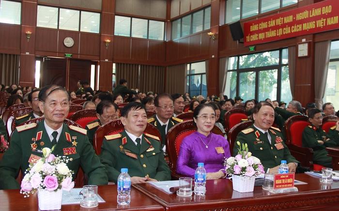 Tiếp lửa truyền thống nữ chiến sỹ Trường Sơn - Ảnh 2.