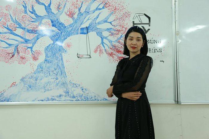 Cô giáo Vũ Thị Hoài Thanh