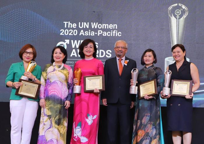 Trao quyền cho phụ nữ: Vinh danh 9 doanh nghiệp được nhận giải thưởng WEPs của UN Women - Ảnh 3.