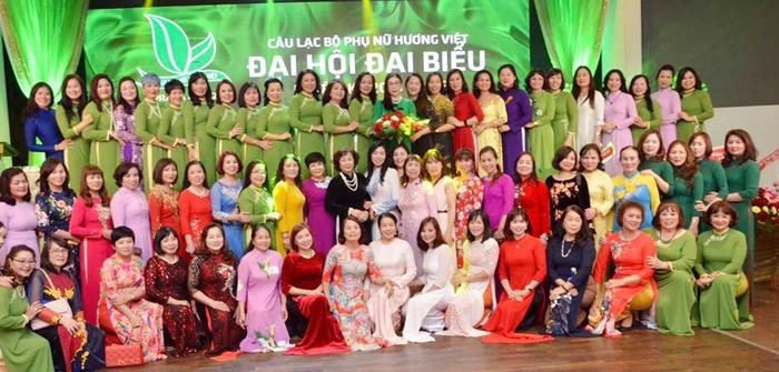 Nâng cao hiệu quả công tác thu hút, tập hợp phụ nữ Việt Nam ở nước ngoài - Ảnh 2.