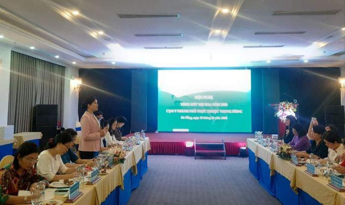 Hội Liên hiệp Phụ nữ các thành phố trực thuộc Trung ương tổng kết công tác Hội - Ảnh 1.