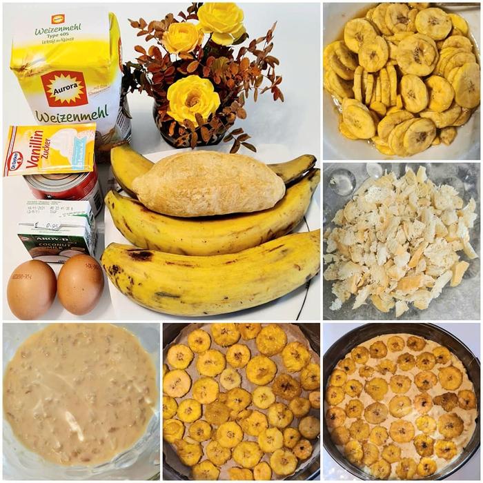 Mẹ trổ tài làm bánh chuối nước cốt dừa thơm ngon cho con ngày cuối tuần - Ảnh 2.