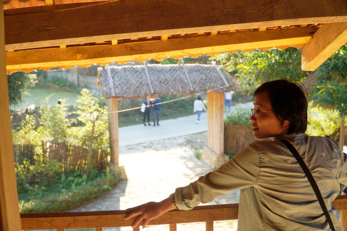 Làng Homestay của người Dao trên Cao nguyên đá Đồng Văn - Ảnh 8.