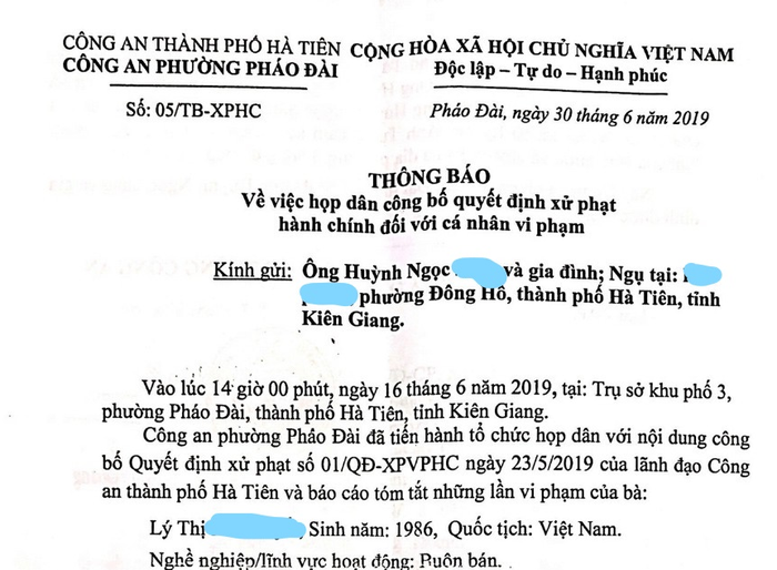 TW Hội LHPN Việt Nam đề nghị Hà Tiên bảo vệ quyền và lợi ích hợp pháp của trẻ em trong vụ bé trai bị bạo hành - Ảnh 1.