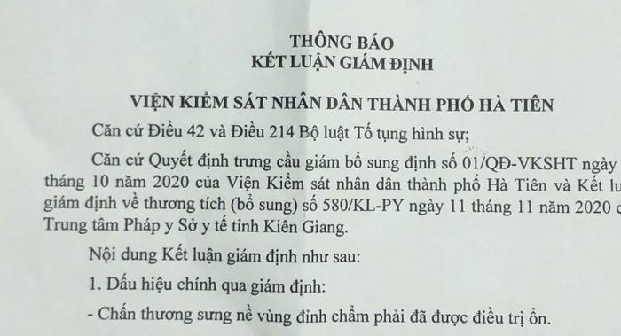 TW Hội LHPN Việt Nam đề nghị Hà Tiên bảo vệ quyền và lợi ích hợp pháp của trẻ em trong vụ bé trai bị bạo hành - Ảnh 2.