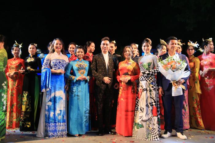"""Dấu ấn """"12 mùa hoa Hà Nội"""" trong Ngày hội Văn hóa ASEAN  - Ảnh 5."""