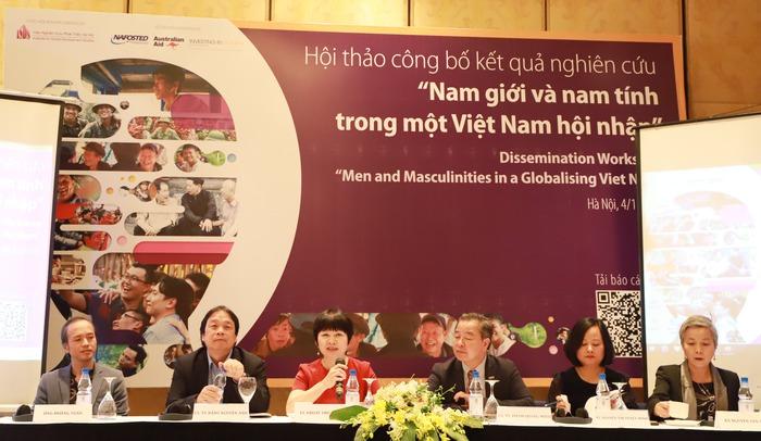 Đàn ông Việt đang chịu nhiều áp lực - Ảnh 4.