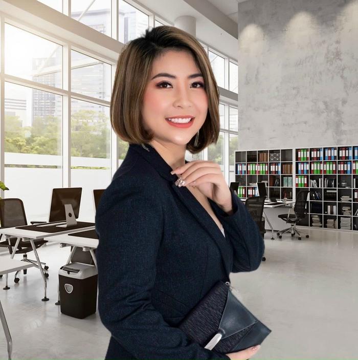 Nữ doanh nhân 9x tích cực làm thiện nguyện - Ảnh 1.