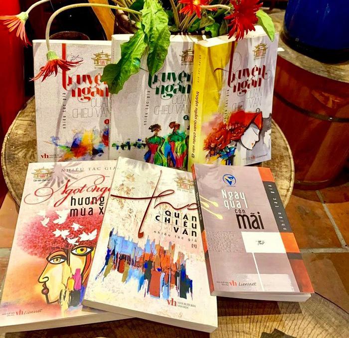 28 ngàn người yêu văn chương sinh hoạt tại Quán Chiêu Văn - Ảnh 2.