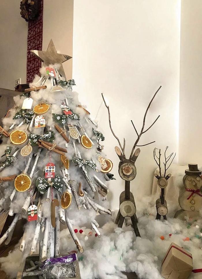 Trào lưu Giáng sinh xanh - Ảnh 1.