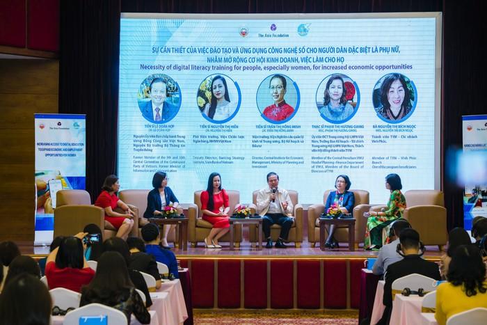 Cơ hội để phụ nữ tham gia vào nền kinh tế số - Ảnh 4.