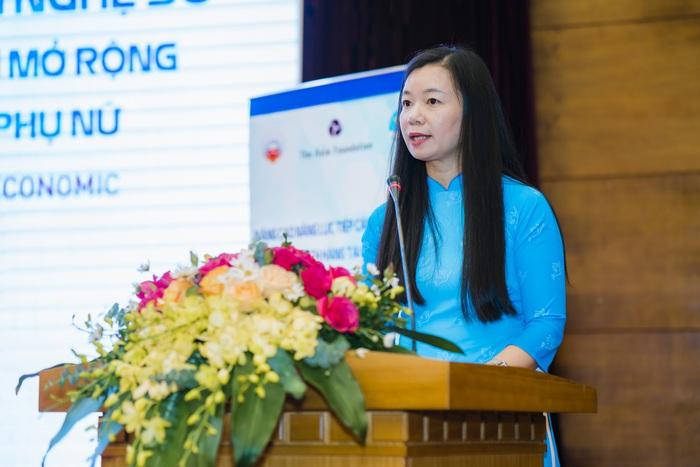 Cơ hội để phụ nữ tham gia vào nền kinh tế số - Ảnh 5.