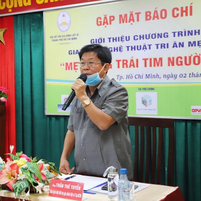 TPHCM sắp diễn ra chương trình nghệ thuật lớn tri ân các Mẹ Việt Nam anh hùng  - Ảnh 2.