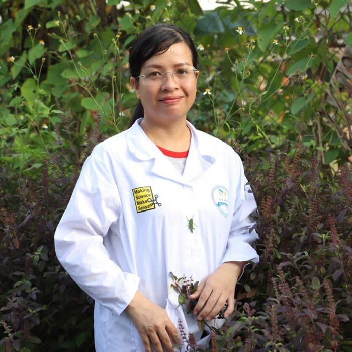 Ước mơ đưa cây an xoa thảo dược Việt Nam vươn tầm thế giới - Ảnh 3.