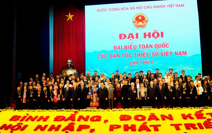 """Thủ tướng Nguyễn Xuân Phúc: """"Đoàn kết dân tộc và nâng cao thực chất đời sống của đồng bào"""" - Ảnh 3."""
