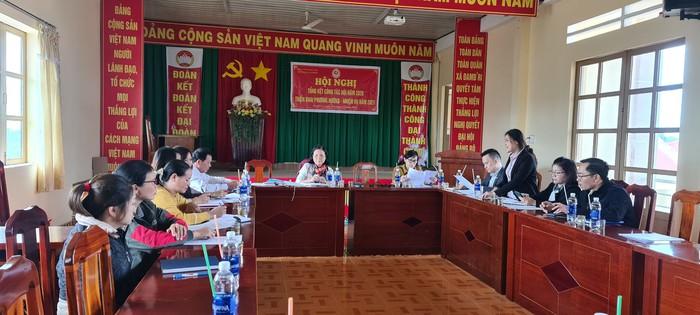Ngân hàng chính sách xã hội phối hợp chặt chẽ cùng Tổ chức Hội nhận Ủy thác phát huy hiệu quả nguồn vốn vay  - Ảnh 2.