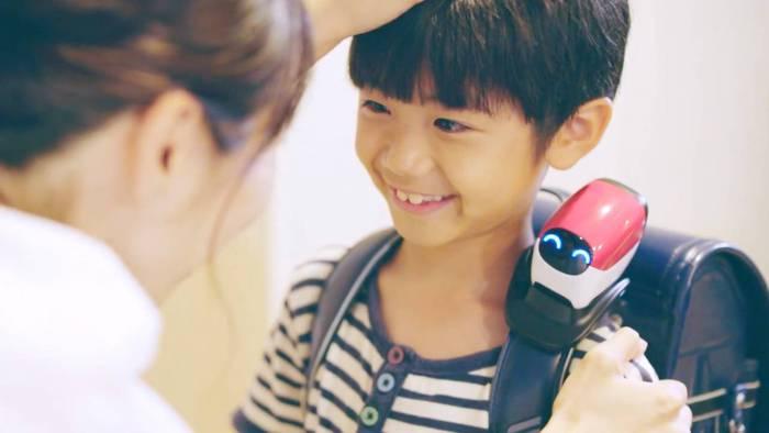 Hãng Honda chế tạo robot giúp trẻ em tránh tai nạn trên đường - Ảnh 1.
