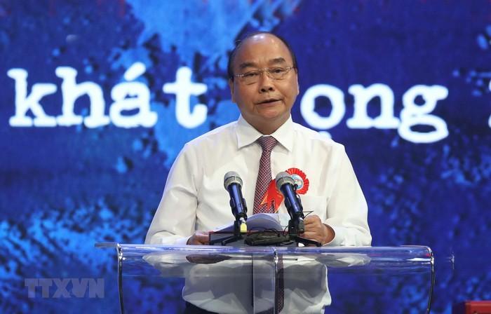 Thủ tướng: Hiện thực hóa khát vọng xây dựng Việt Nam 'hùng cường' - Ảnh 1.