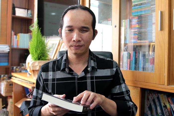Ca khúc của nhạc sĩ khiếm thị Hà Chương được chọn để lan tỏa văn hóa đọc - Ảnh 2.
