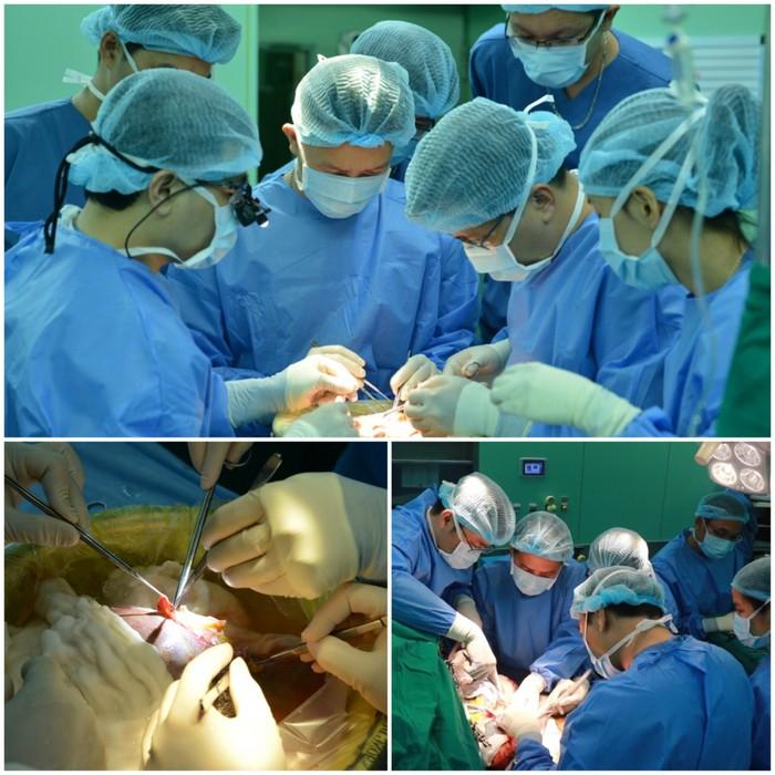 Người phụ nữ Hà Nội hiến gan cứu nam bệnh nhân ở Sài Gòn  - Ảnh 2.