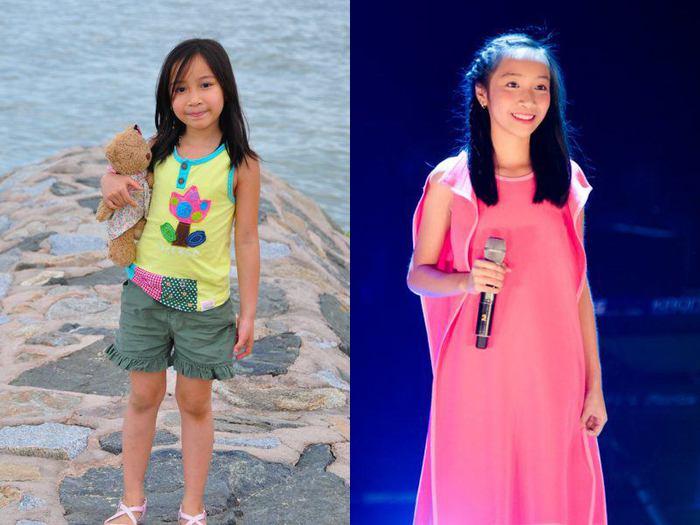 """Con gái út hưởng toàn """"gen trội"""" của Mỹ Linh giờ xinh đẹp, cá tính, hát hay như mẹ - Ảnh 2."""