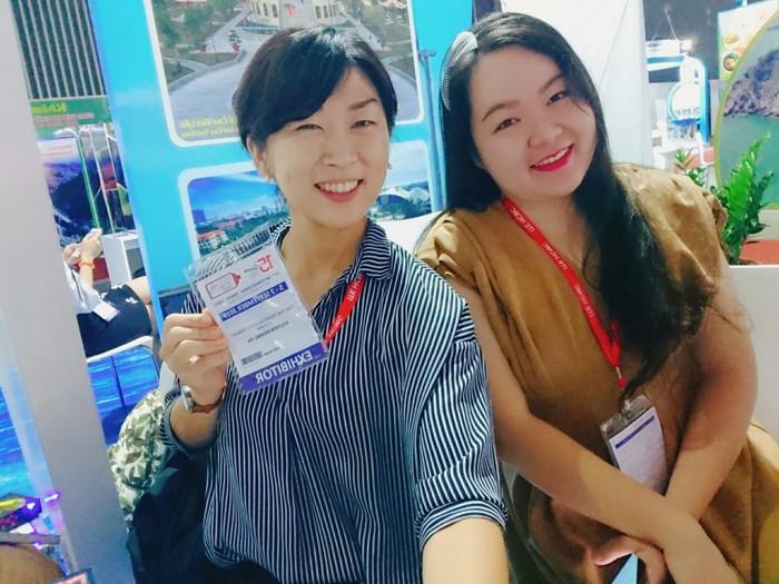 Nữ tình nguyện viên Nhật Bản nặng lòng với du lịch Cần Thơ - Ảnh 1.