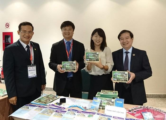 Nữ tình nguyện viên Nhật Bản nặng lòng với du lịch Cần Thơ - Ảnh 3.