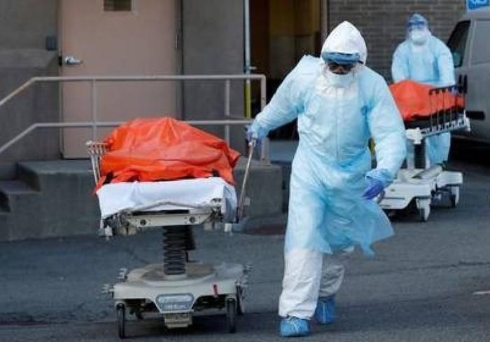 Nỗi ám ảnh của nữ sinh tình nguyện khiêng xác bệnh nhân Covid-19 ở New York - Ảnh 2.