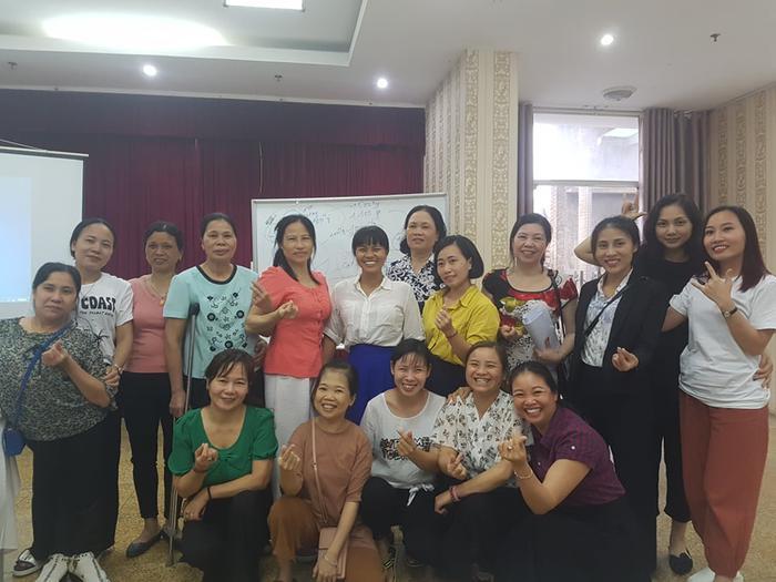 Phụ nữ khởi nghiệp hào hứng học cách lập kế hoạch kinh doanh  - Ảnh 4.