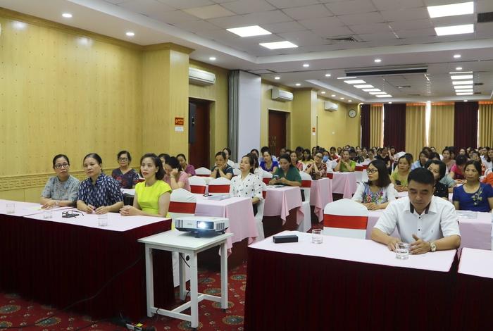 Phụ nữ khởi nghiệp hào hứng học cách lập kế hoạch kinh doanh  - Ảnh 1.