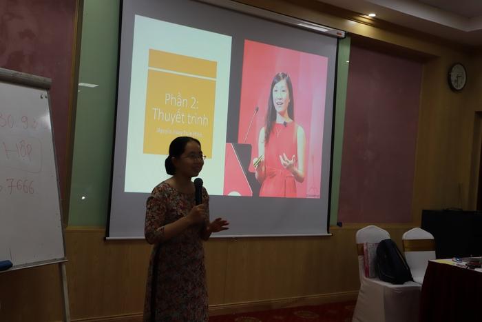 Phụ nữ khởi nghiệp hào hứng học cách lập kế hoạch kinh doanh  - Ảnh 5.