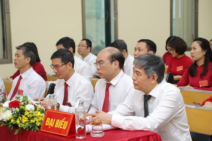 Đảng bộ Agribank Thanh Trì thí điểm bầu trực tiếp Bí thư tại Đại hội - Ảnh 4.