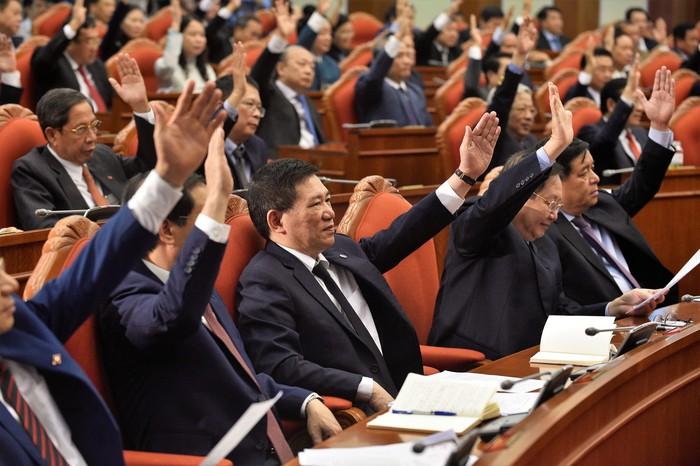Trình Đại hội XIII số lượng khoảng 200 Ủy viên Trung ương Đảng - Ảnh 1.