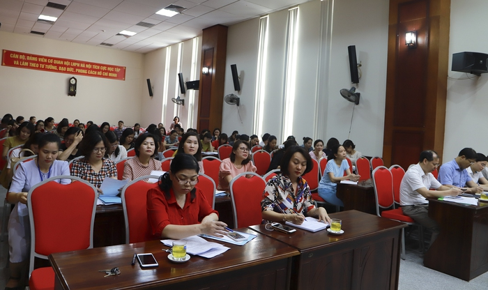 11.470 hộ phụ nữ thoát nghèo từ nguồn vốn vay ủy thác của Ngân hàng CSXH - Ảnh 1.