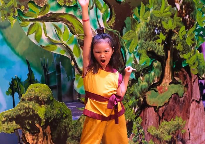 Gần 50 tài năng nhí tham gia nhạc vũ kịch đề tài bảo vệ môi trường - Ảnh 2.